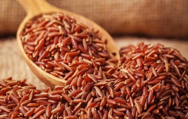 Ăn gạo thực phẩm trị rụng tóc