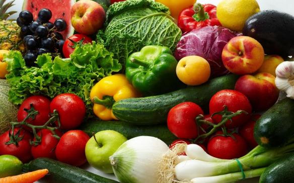 Trái cây là thực phẩm để tóc không rụng
