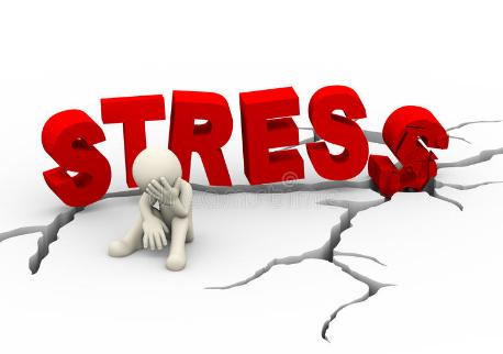 Stress có thể là nguyên nhân gây ra rụng tóc