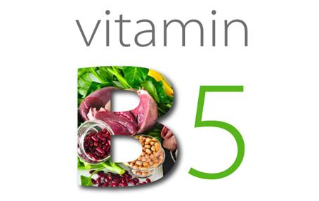 vitamin b5 trị rụng tóc