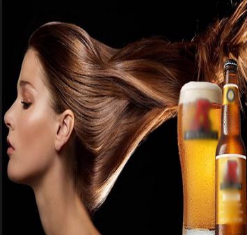 Cách Gội đầu bằng bia phục hồi tóc hư tổn giúp tóc nhanh dài