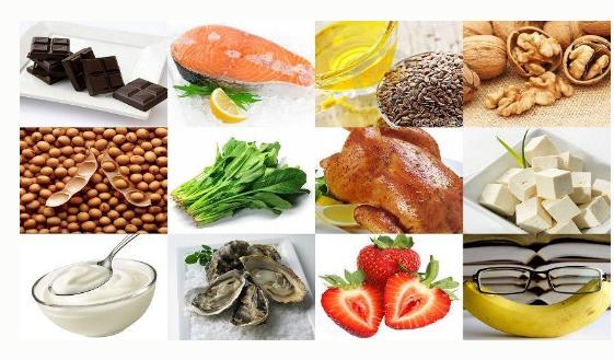 Thực phẩm giàu kẽm và L-arginine