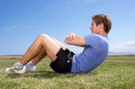 Tập thể dục, thể thao để hạn chế rụng tóc ở nam giới