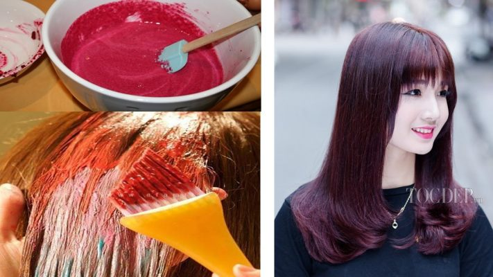 Hạn chế nhuộm tóc