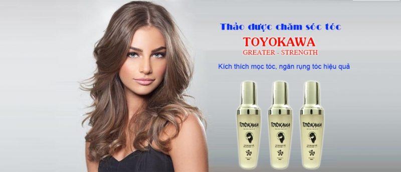 Viên uống mọc tóc Tokoyawa - Greater strength
